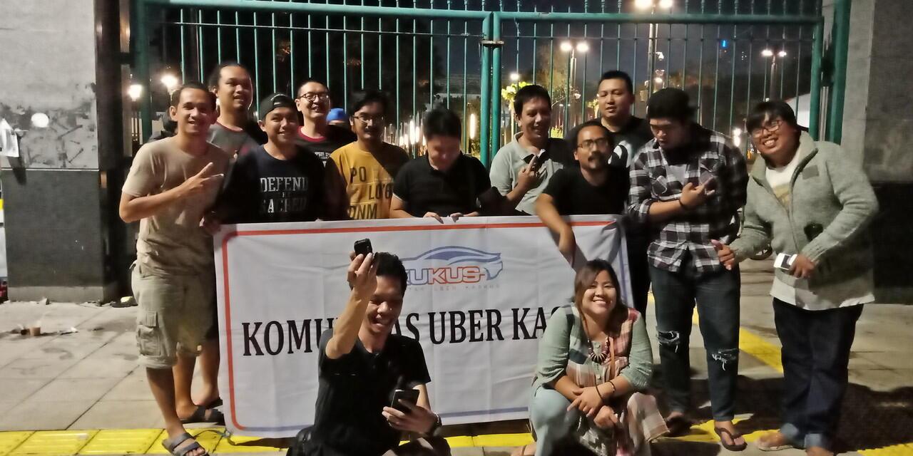 Kopdar Sayonara Uber - Komunitas Uber Kaskus (KUKUS)