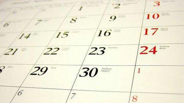 Coba Cek Kalender,Libur Isra Miraj Tanggal 13 atau 14 April? Ini Keputusan Pemerintah