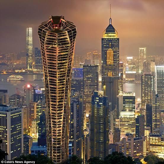 Maukah Indonesia Membangun Asian Cobra Tower, Yang Di Kenal Sebagai Bangunan Unik