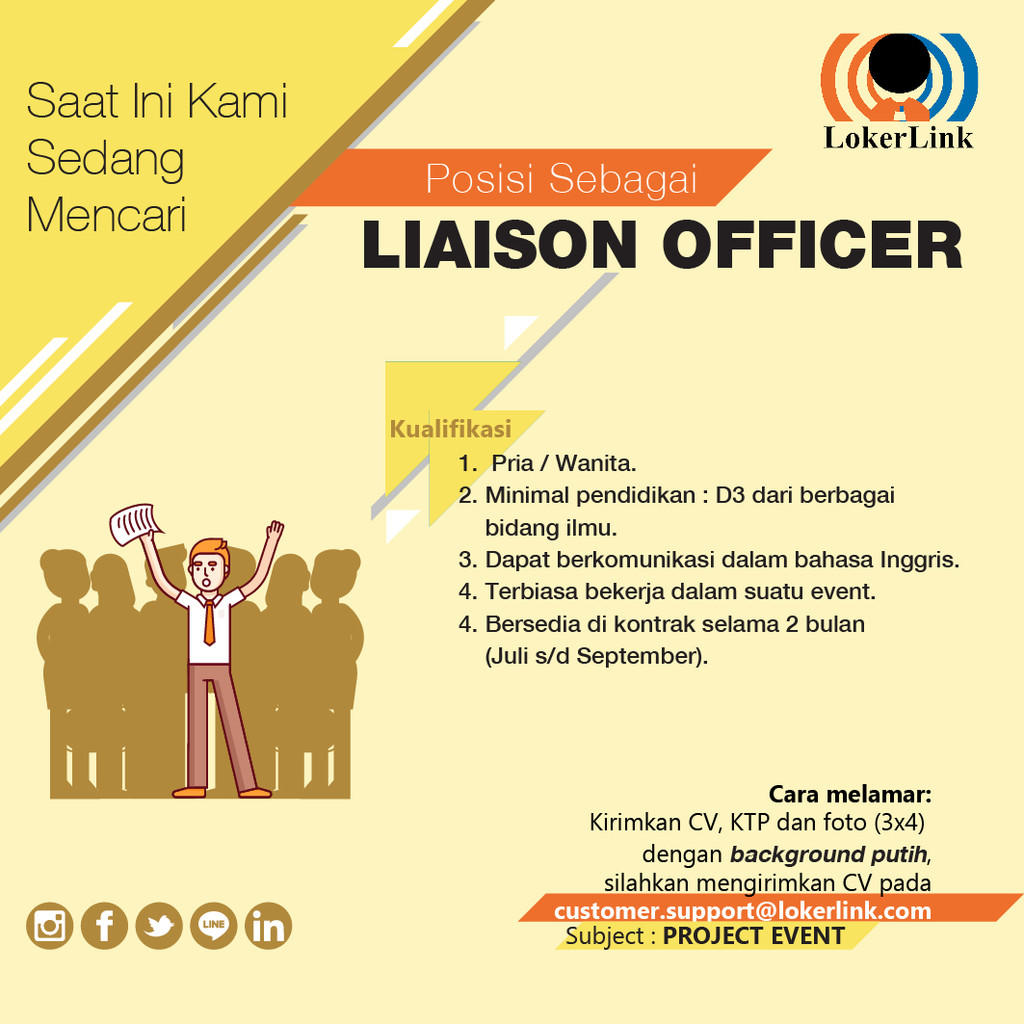 LIASION OFFICER
