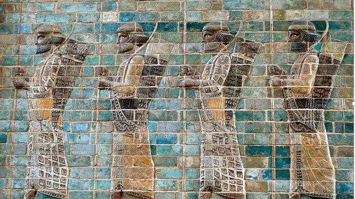 Persian Immortals, Pasukan Abadi yang Diklaim 'Tak Bisa Mati'