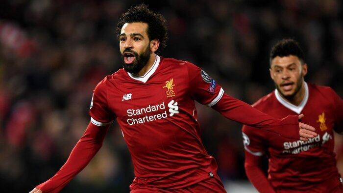 Manchester City vs Liverpool: Mohamed Salah Diturunkan Juergen Klopp