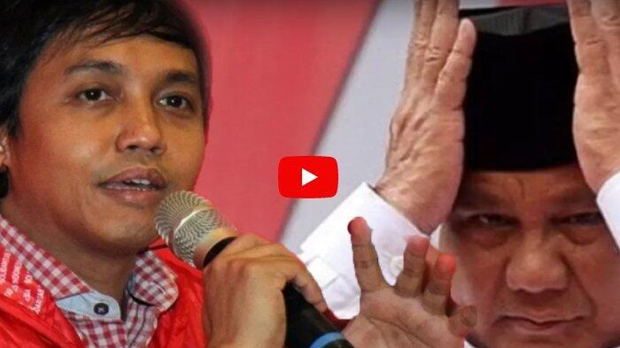 Prabowo Gamang Maju Capres, Sekjen PSI: Mending Cari yang Lain Kali ya?