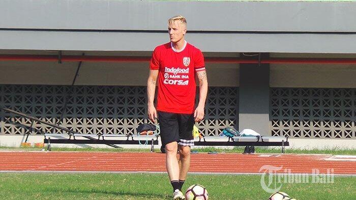 Yangon United vs Bali United: Bali United Tanpa Milos Krkotic dan Nick Van der Velden