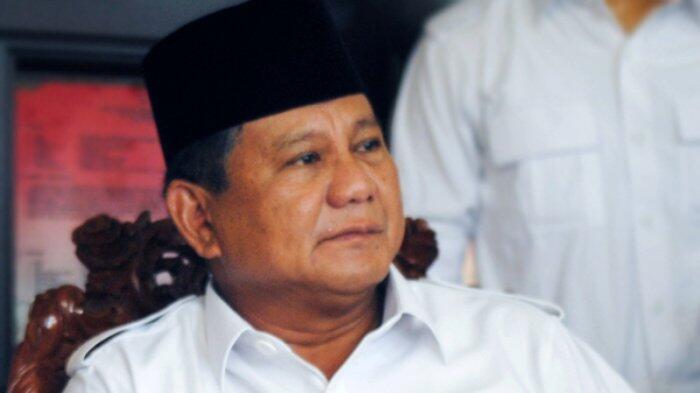 Prabowo Ngaku Optimis dan Tidak Galau