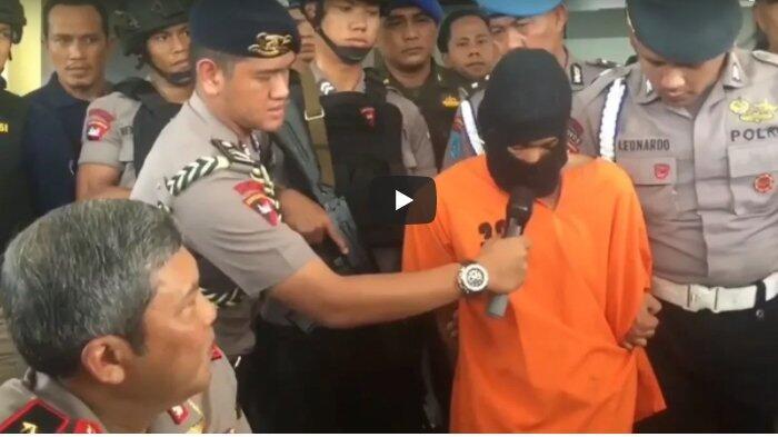 Pelaku Pembunuhan Sertu Hermanto Ungkapkan Permintaan Maaf