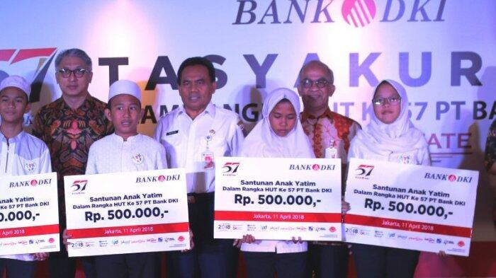 Rayakan HUT ke-57, Bank DKI Bertransformasi Menuju Digital Banking