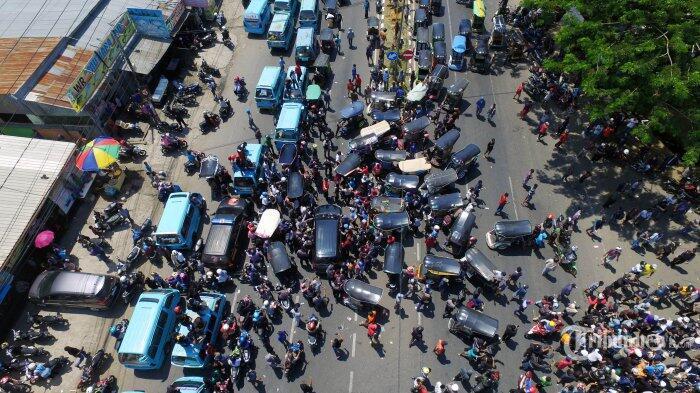 Korlantas Polri Cari Solusi Penanganan Transportasi Online
