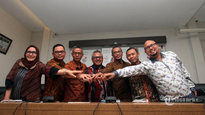 KPU Gelar Rapat Pleno Sikapi Putusan PTUN Terima Gugatan PKPI