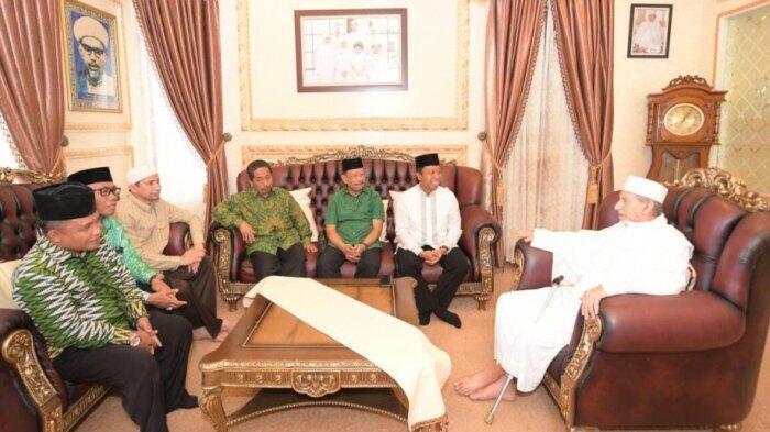 Rommy Jelasakan Alasan Dukung Jokowi di Hadapan Ulama