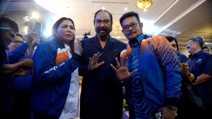 Syahrul Yasin Limpo: Saya Ditugaskan Untuk Memenangkan Jokowi di Semua Daerah