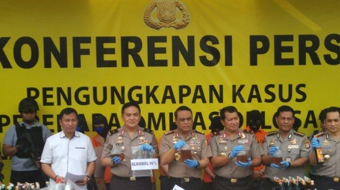 Wakapolri: Bulan Ramadan Tidak Ada Miras di Seluruh Indonesia