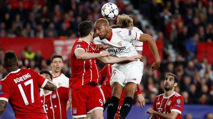Live Streaming Liga Champions: Bayern Munchen Vs Sevilla Pukul 01.45 WIB