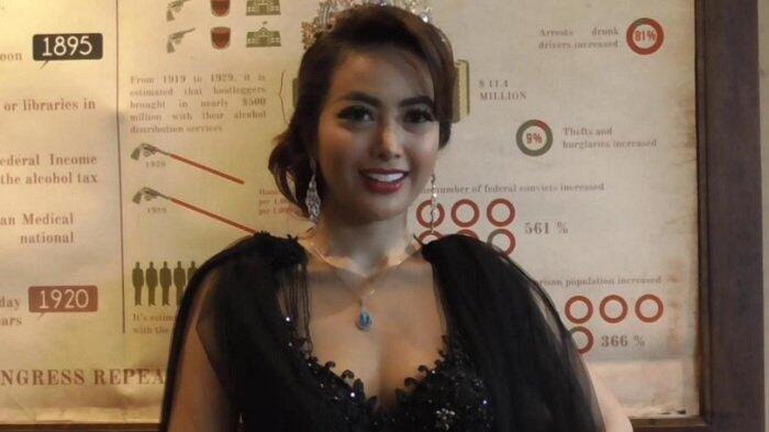 Proses Cerai Cinta Ratu Nansya dan Roby Geisha Disangka Sandiwara