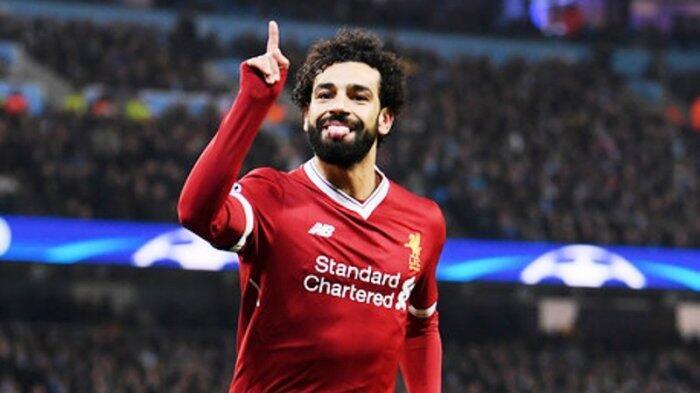 Mohamed Salah Saingi Prestasi Samuel Etoo yang Berhasil Kemas 8 Gol