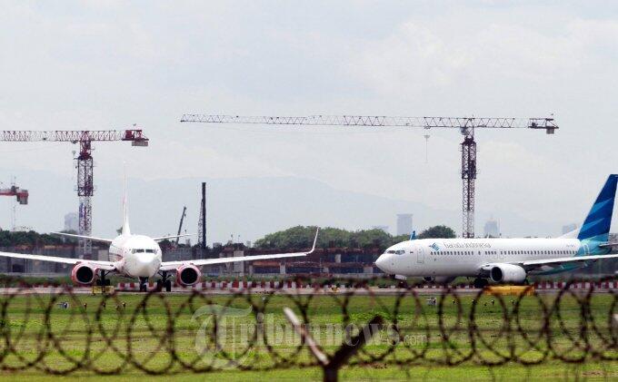 Bandara Soekarno-Hatta 'Kangkangi' Changi dan Incheon