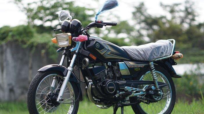 Duit yang Habis untuk Restorasi Bodi Yamaha RX King