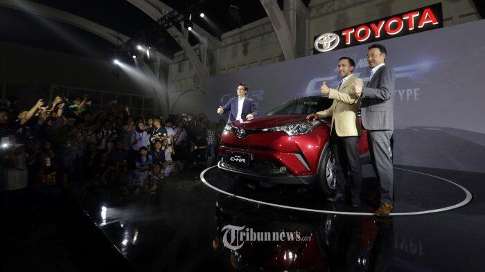 Toyota C-HR Didedikasikan untuk yang Doyan Nyetir Sendiri