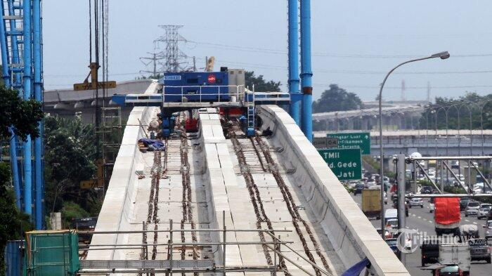 Jusuf Kalla Bilang LRT di Jakarta Belum Siap untuk Asian Games
