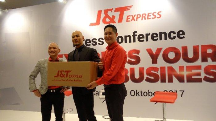 J&T Express Bakal Rambah Pengiriman via Kargo