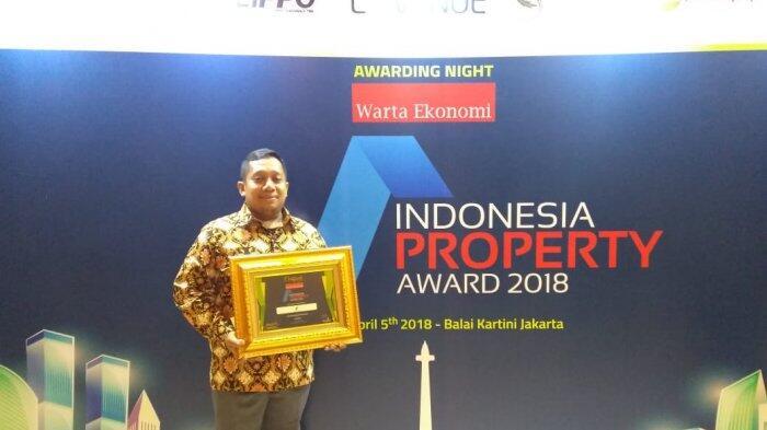 Komunikasi Pemasaran Green Pramuka Raih 'Property Award'
