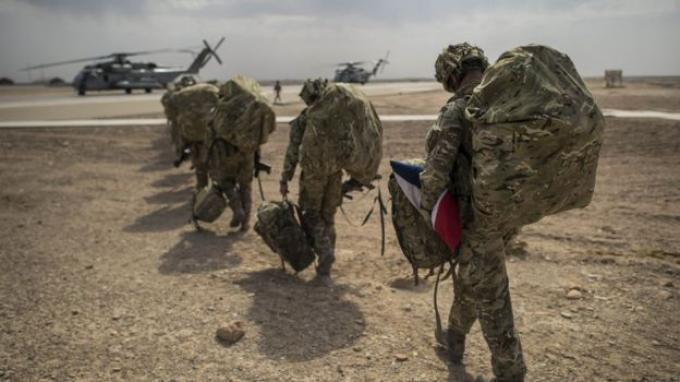 Ratusan Pasukan Garda Nasional Amerika Tiba di Perbatasan AS-Meksiko