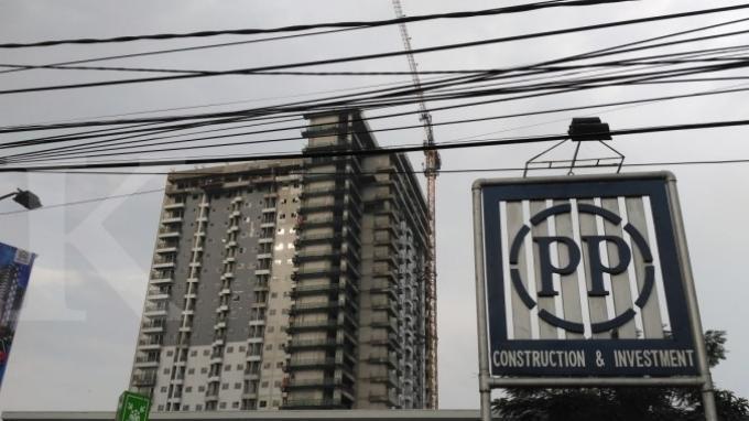 Kontrak Baru PT PP di Kuartal I 2018 Tembus Rp 9,5 Triliun