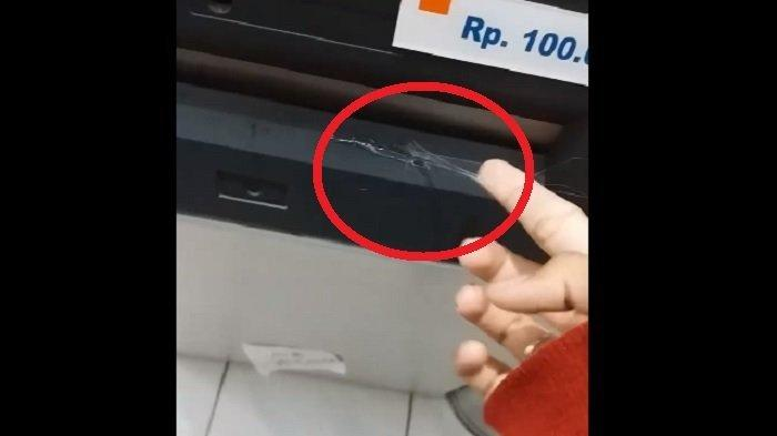 Bermodal Tusuk Gigi, Pembobol Mesin ATM Raup Rp 700 Juta