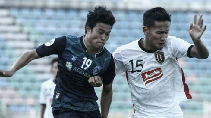 Unggul Duluan, Bali United Tersingkir dari Piala AFC Usai Dibekuk Yangon United 2-3