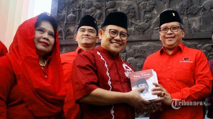 Politikus PDIP Bilang Cak Imin Pakai 'Jurus Kepiting', Apa Maksudnya?