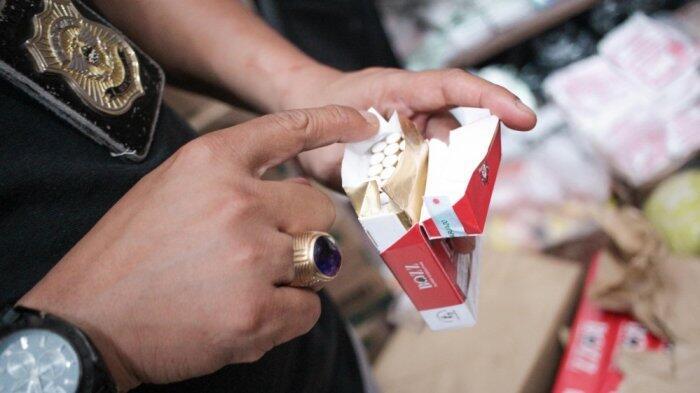 Bea Cukai Makassar Musnahkan 8,6 Juta Batang Rokok Ilegal