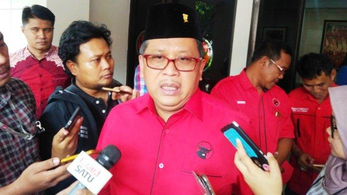 Sekjen PDIP Sebut Turun Bersama Rakyat Jadi Strategi Terbaik Dalam Pilpres 2019