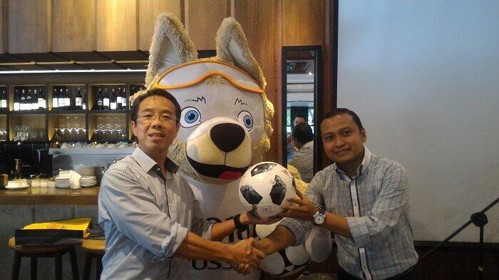 PestaBola Pegang Lisensi Piala Dunia 2018 di Indonesia