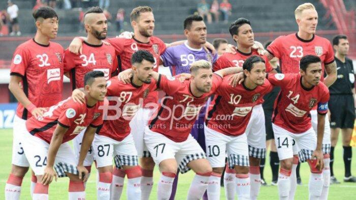 Tersingkir dari Piala AFC 2018, Bali United Menodai Prestasi Apik Wakil Indonesia