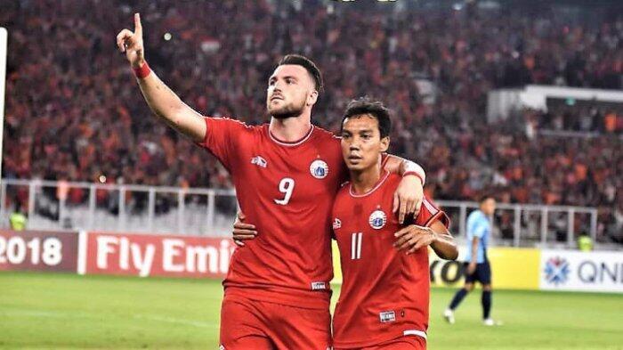 Soal Penampilan Ciamik Marko Simic, Begini Kata Kapten Persija Jakarta Ismed Sofyan