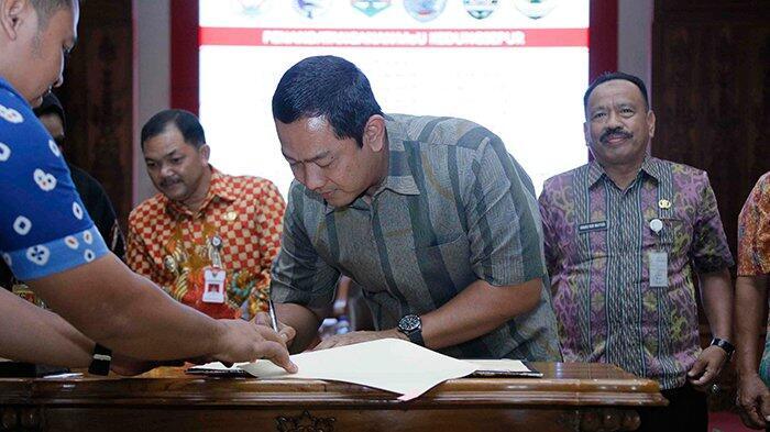 Walikota Hendi Tanda Tangani MOU Pengembangan Kedungsepur