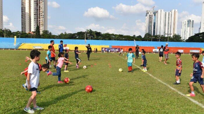 Gelar Soccer Day Kanisius Ingin Tanamkan Cinta Tanah Air Lewat Sepakbola