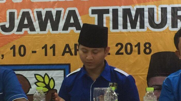 Plt Bupati Trenggalek Terpilih Jadi Ketua KNPI Jawa Timur