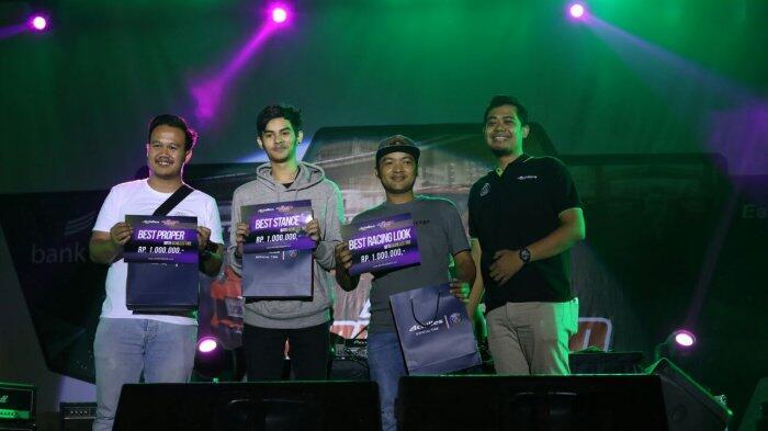 Pertama Kalinya! Achilles Dukung East Crew Modification Contest
