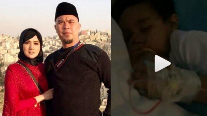 Dhani dan Mulan 'Honey Moon' di Jerusalem, Kondisi Putra Bungsunya Malah Bikin Sedih