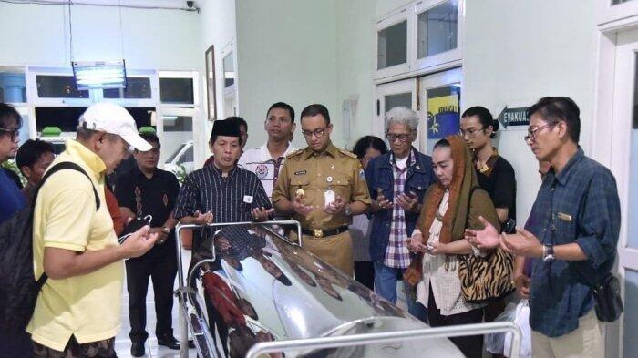 Kisah Danarto dalam Cerpen Macan Lapar: Saya dan Pak Jokowi Terlempar.