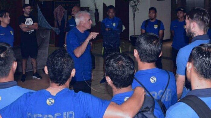 Persib Bandung Kembali Kontrak 4 Pemain Lawas di Era 2008