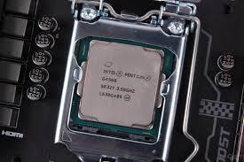 Prosesor Pentium G4560 setara i3 6100 dengan harga MIRING !!!