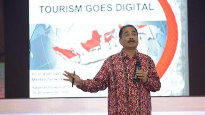 Tahun 2019, Kemenpar Target 5 Juta Kunjungan Wisatawan Muslim