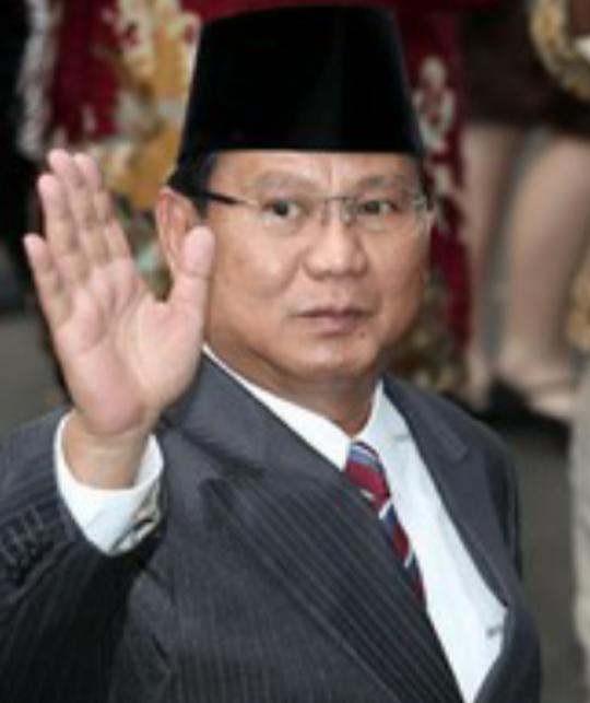 Siapa Bilang Prabowo Galau?