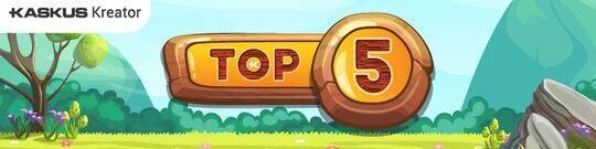 """""""Ini dia Top 5 Game mobile yang akan Melatih Insting dan Konsentrasi Kalian!"""""""