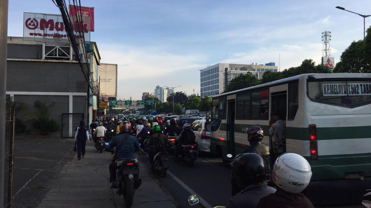 Lalu lintas dari Tambak Akan Dialihkan ke Megaria untuk Cegah Macet