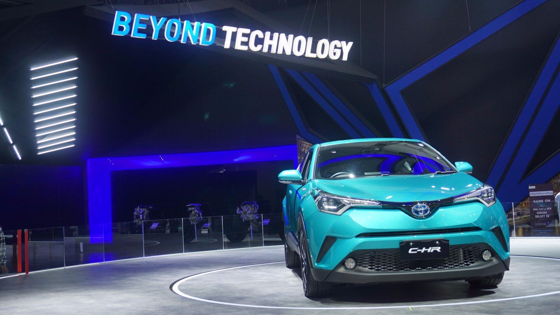 Absennya Varian Hybrid dalam Peluncuran Toyota C-HR di Indonesia