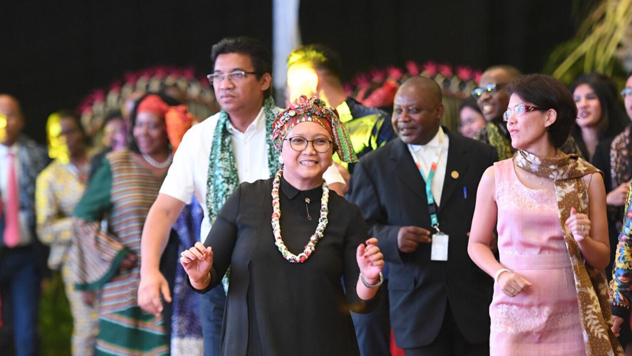 Poco-Poco Semakin Dekatkan Indonesia dan Afrika