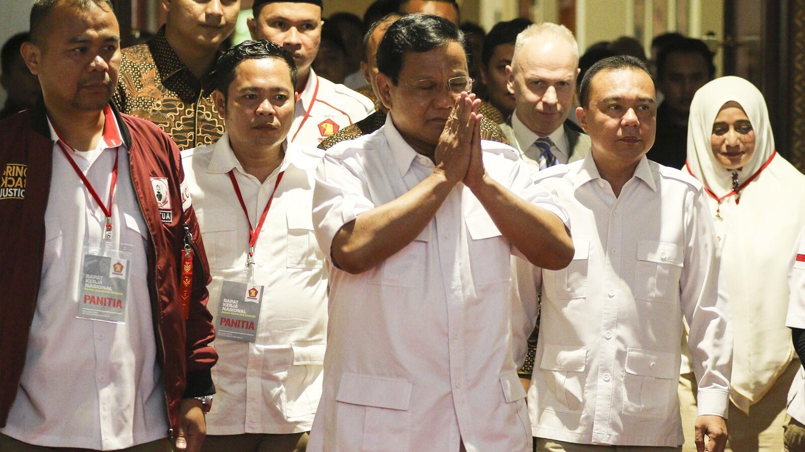 Agenda Rakornas Gerindra: Pemberian Mandat ke Prabowo Jadi Capres